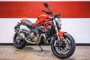Ducati Monster, 2016
