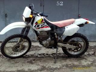Honda XR 250R, 2001