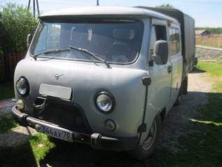 УАЗ 390944 Фермер, 2008