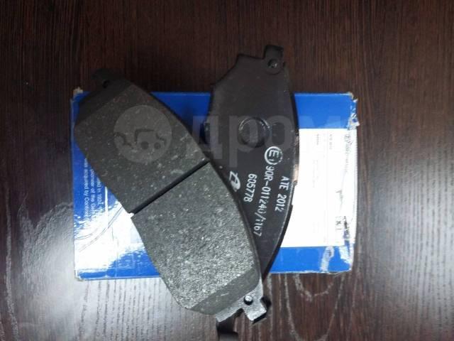 Колодки передние Murano/Navara/Pathfinder/Quasqai 2.5 13046057782