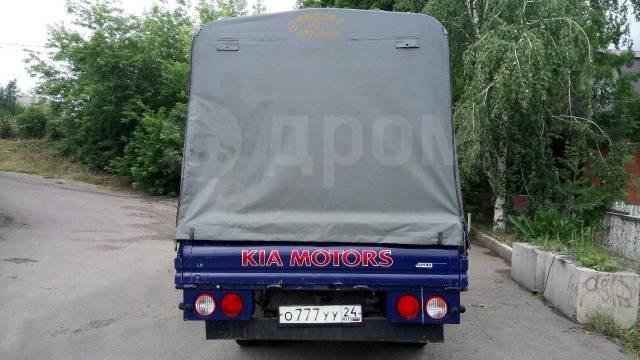 Kia Bongo III. Продам грузовик kia bongo 3, 2 900куб. см., 1 400кг., 4x2