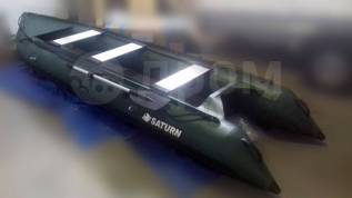 Saturn SK430XL, надувная экспедиционная лодка, усил. днище, НДВД