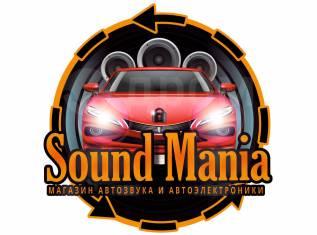 Sound Mania Магазин Автозвука и Автоэлектроники