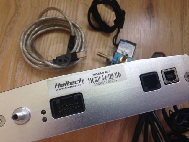 Haltech R34 GTR RB26DETT Nissan Skyline + O2 + Boost блок управления