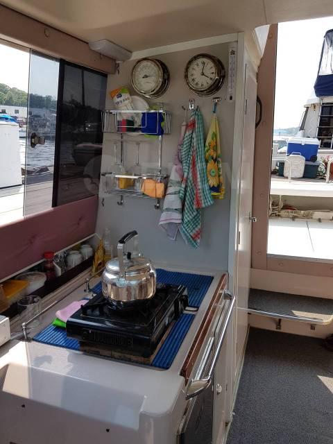 Аренда катера, рыбалка, прогулки, такси на рейд. Мангал на корме. 6 человек, 38км/ч