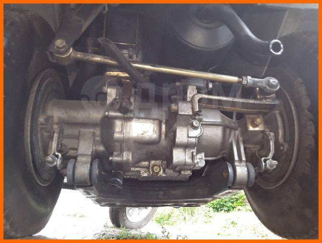 Honda Gyro Up. 49 куб. см., исправен, птс, с пробегом