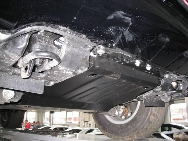 Защита картера Тойота Ленд Крузер 200, Лексус LX570