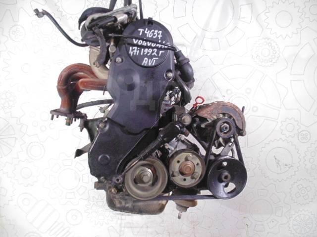 Двигатель в сборе. Volvo 440 Volvo 460