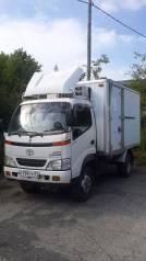 Toyota Dyna. Продается грузовик, 4 600куб. см., 2 499кг., 4x4