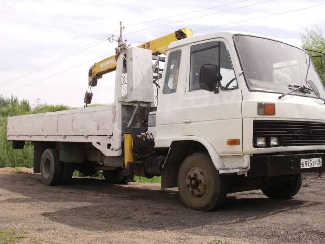 Nissan Diesel Condor. Продается грузовик nissan condor, 5 600куб. см., 5 000кг., 4x2