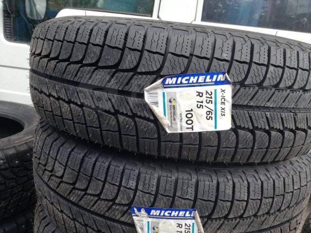 Michelin X-Ice Xi3, 215/65R15, 205/70R15