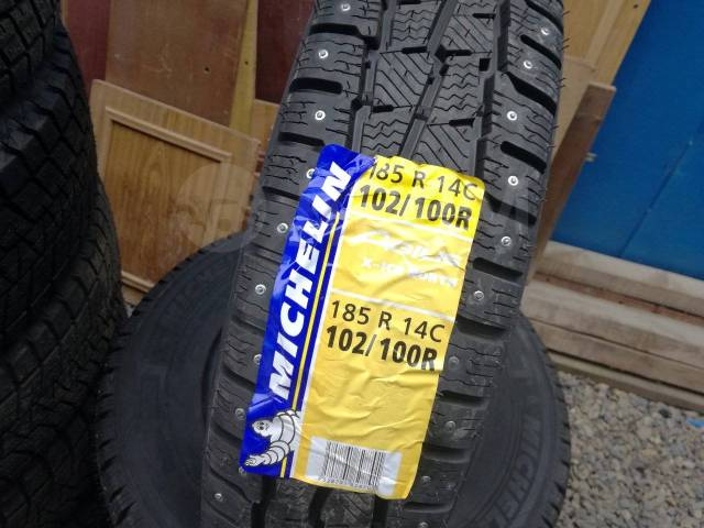 Michelin Agilis X-ICE North, 185R14C
