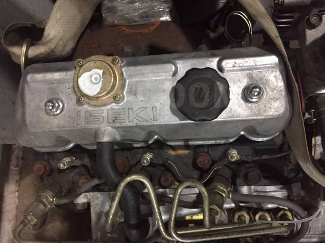 Двигатель iseki E3CC E3CF E3CD E3CE без пробега контрактный