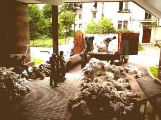 Погрузим строительный мусор