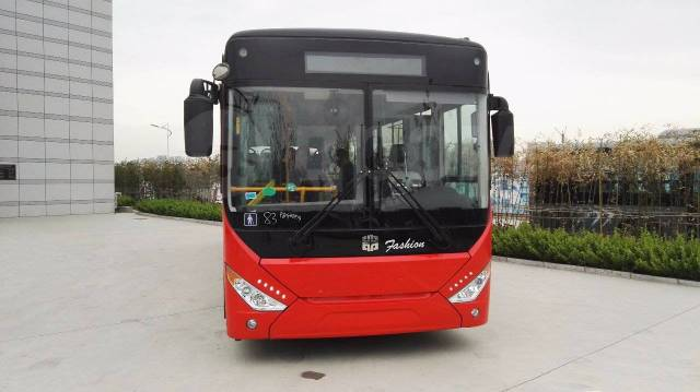 Zhong Tong. Городской автобус Zhong TONG. Под заказ