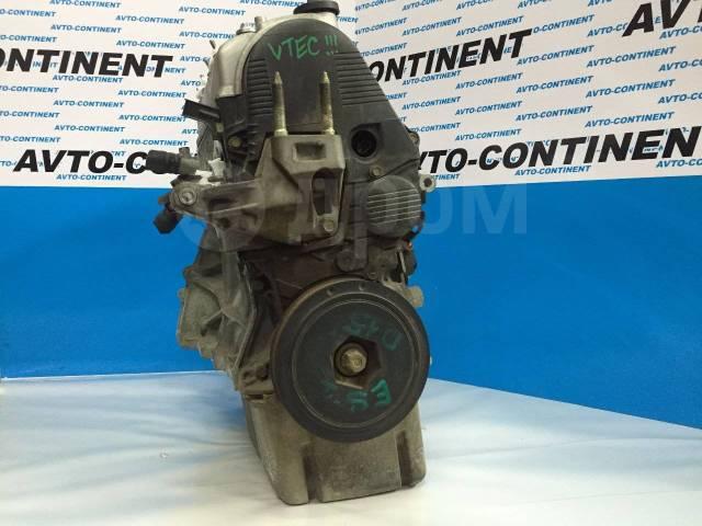 Двигатель в сборе. Honda Civic Ferio, ES1 D15B