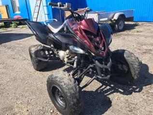 Yamaha Raptor 700, 2011