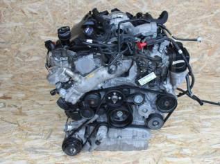 Новый двигатель 642.858 на Mercedes без навесного