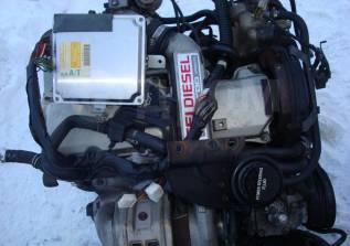 Двигатель в сборе. Toyota Land Cruiser Prado, LJ71, LJ78, LJ71G, LJ78G, LJ78W Toyota Land Cruiser, LJ71, LJ78 2LTE