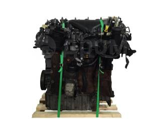 Двигатель 2.0D RHK (DW10UTED4) на Citroen без навесного