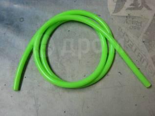 Бензошланг Motoforce зелёный неон (MF48.00824) (1 метр)