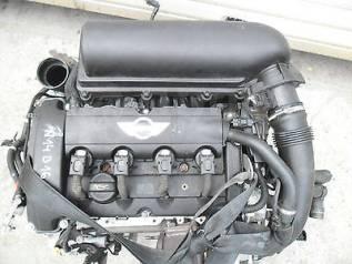Двигатель N14B16C на MINI