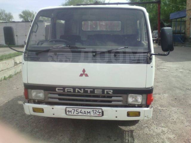 Mitsubishi Canter. Породам , 3 600куб. см., 3 500кг., 4x2