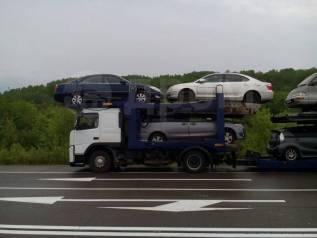 Отправка автовозами автомобилей, катеров и спецтехники по России.