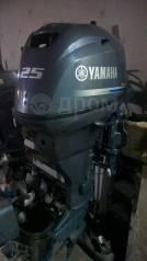 Лодочный мотор Yamaha F 25 4-такта, L508 Продан в Севастополе.
