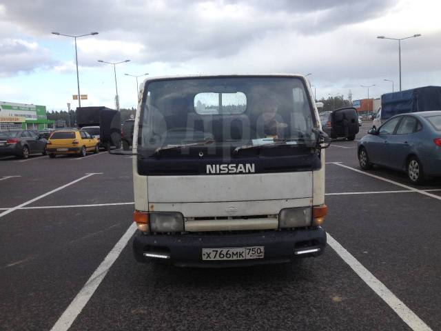 Nissan Atlas. Ниссан Атлас, 2 700куб. см., 1 600кг., 4x2