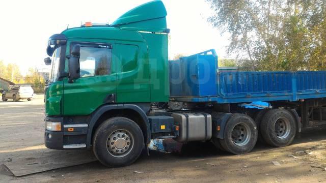 Scania P440CA. Срочно Продам седельный тягач Scania P440 6x4 2014, 12 740куб. см., 26 000кг., 6x4