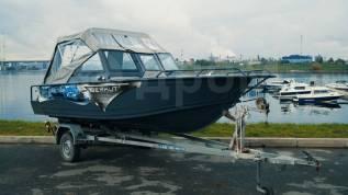 Алюминиевый Катер Berkut L-Arctica, новый