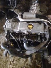 Двигатель в сборе. Opel Astra Opel Vectra Opel Zafira Двигатель Y20DTH