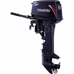 Новый лодочный мотор Tohatsu Тохатсу M30HS