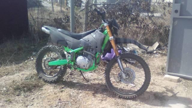 GX-moto GXR 250. 200куб. см., исправен, птс, без пробега