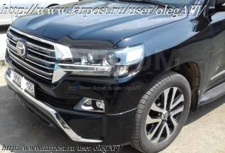 Набор рестайлинга + доп. опции Toyota LAND Cruiser 200 с 2007 в 2016 г.