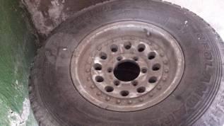 Колеса от Nissan Terrano