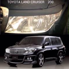 Toyota Land Cruiser 200 реснички