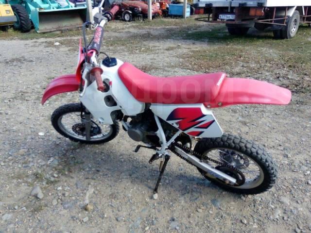 Honda CRM 50. 50куб. см., исправен, без птс, без пробега