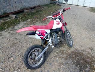 Honda CRM 50, 2005