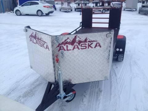 Аляска. Г/п: 750кг., масса: 229кг.
