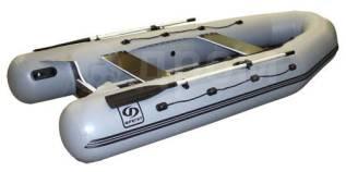 Лодка ПВХ Фрегат 370 Pro