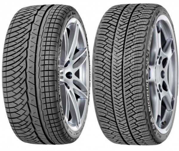 Michelin Pilot Alpin PA4, 275/30 R20 W