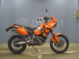 KTM 640 Adventure, 2004