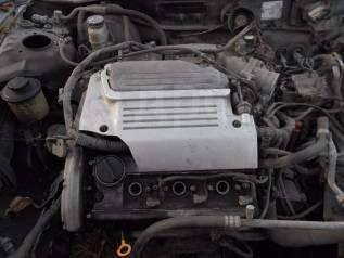 Двигатель с коробкой VQ 25 DE