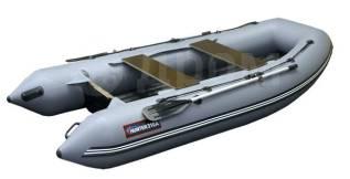 Лодка ПВХ Хантер 310 А оф. дилер Мототека