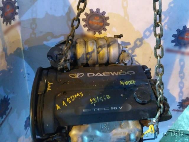 Двигатель Daewoo Nexia