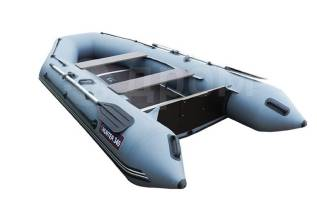 Лодка ПВХ Хантер 340 оф. дилер Мототека