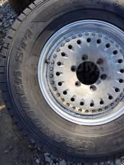 """Dunlop Grantrek ST1 265/70R16 одно колесо на диске. 7.0x16"""" 6x139.70 ET33 ЦО 110,0мм."""