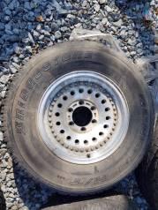 "Brigestone Dueler H/T 265/70R16 одно колесо на литье. 7.0x16"" 6x139.70 ЦО 110,0мм."
